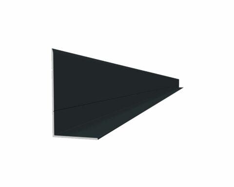 Silvadec<sup>®</sup> Fassaden-Abschlußprofil