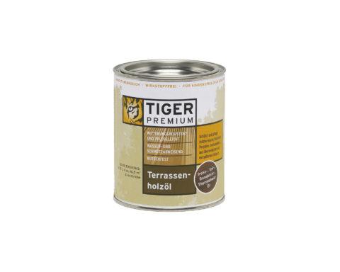 TIGER PREMIUM<sup>®</sup> Terrassenöle