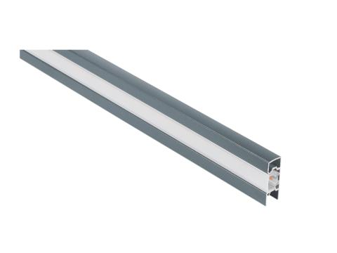 Silvadec<sup>®</sup> LED-Leiste – sandgestrahlt